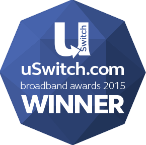 Broadband Awards 2015 Winner