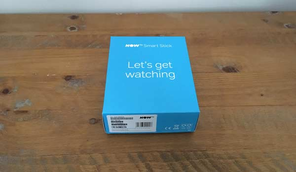 now tv smart stick box