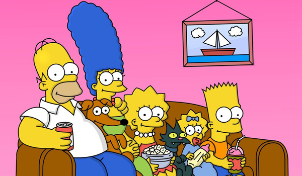 a brief biography of matt groening the creator of the simpsons