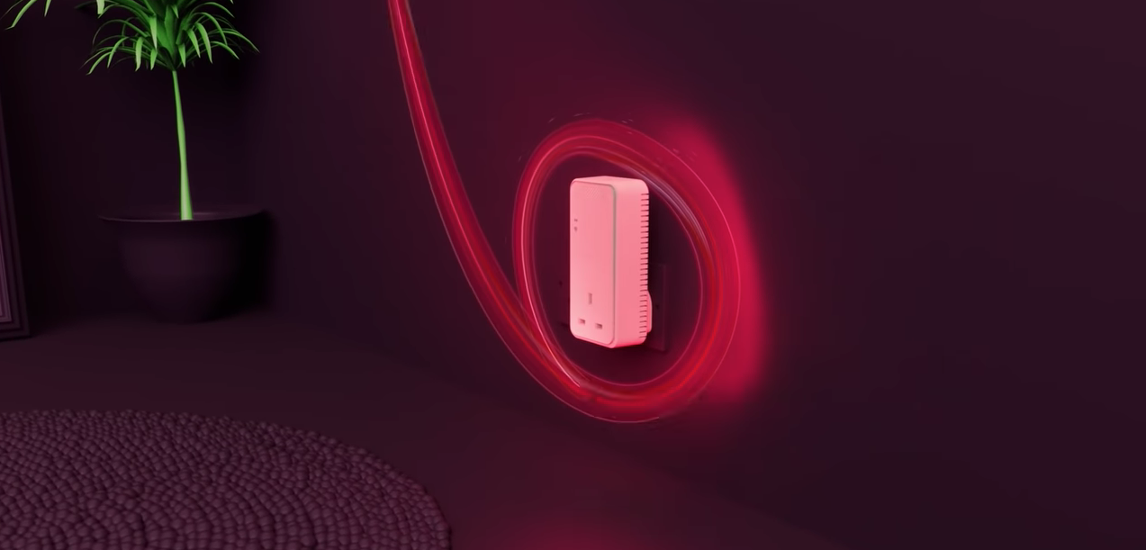 Virgin Media Intelligent Wi-Fi booster