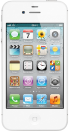 Apple iPhone 4S 64GB White front