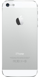 Apple iPhone 5 64GB White back