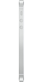 Apple iPhone 5 64GB White side