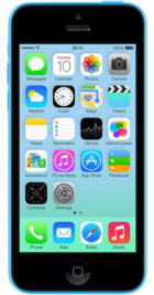 Apple iPhone 5c 8GB Blue front