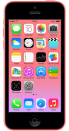 Apple iPhone 5c 16GB Pink front