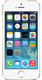 Apple iPhone 5s 16GB Gold front