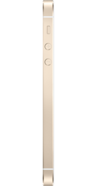 Apple iPhone 5s 16GB Gold side