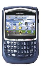 BlackBerry 8700v front