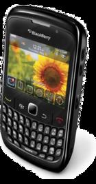 BlackBerry Curve 8520 back