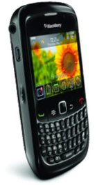 BlackBerry Curve 8520 side