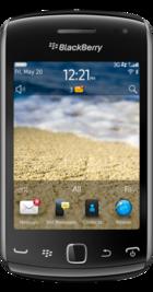 BlackBerry Curve 9380 front