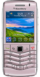 BlackBerry Pearl 3G 9105 Pink front