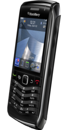BlackBerry Pearl 3G 9105 back