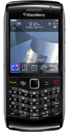 BlackBerry Pearl 3G 9105 front