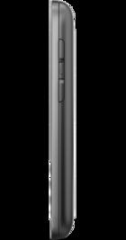 BlackBerry Q5 Red side