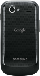 Google Nexus S back