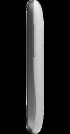 HTC Desire C White side