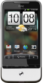 HTC Legend front