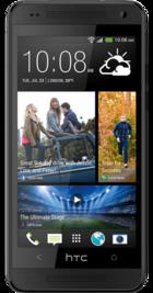 HTC One Mini Black front