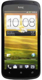 HTC One S front