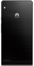 Huawei Ascend P6 back