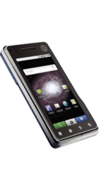 Motorola Milestone XT720 back