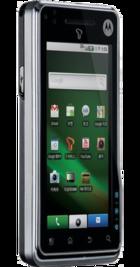 Motorola Milestone XT720 side