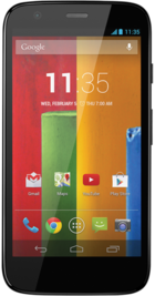 Motorola Moto G 8GB front