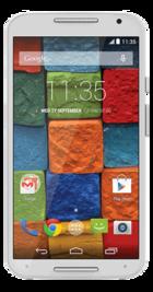 Moto X 2014 White