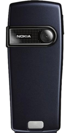 Nokia 6230i back