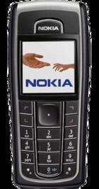 Nokia 6230i front