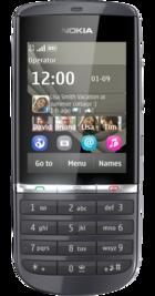 Nokia Asha front