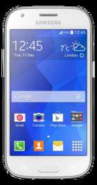 Galaxy Ace 4 White
