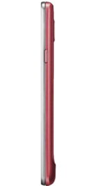 Samsung Galaxy S2 Pink side