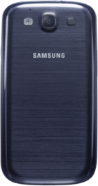 Samsung Galaxy S3 16GB Blue back