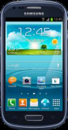 Galaxy S3 Mini Blue