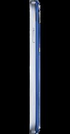 Samsung Galaxy S4 Blue side