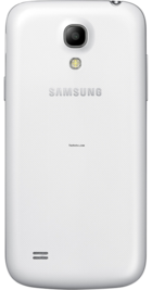Samsung Galaxy S4 Mini White back