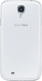 Samsung Galaxy S4 16GB White back