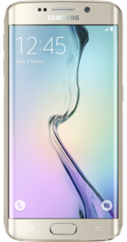 Galaxy S6 edge 128GB Gold