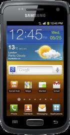 Samsung Galaxy W front