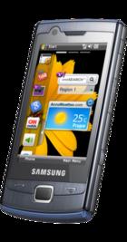 Samsung Omnia Lite B7300 back
