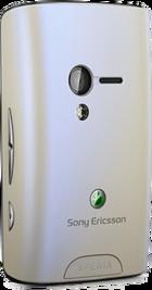 Sony Ericsson Xperia X10 Mini White side