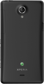 Sony Xperia T back