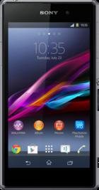 Sony Xperia Z1 front