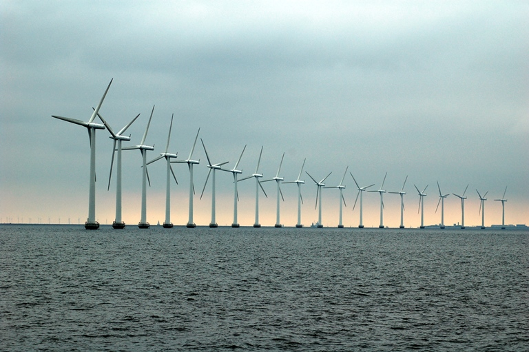 Floating windfarms could cut costs dramatically