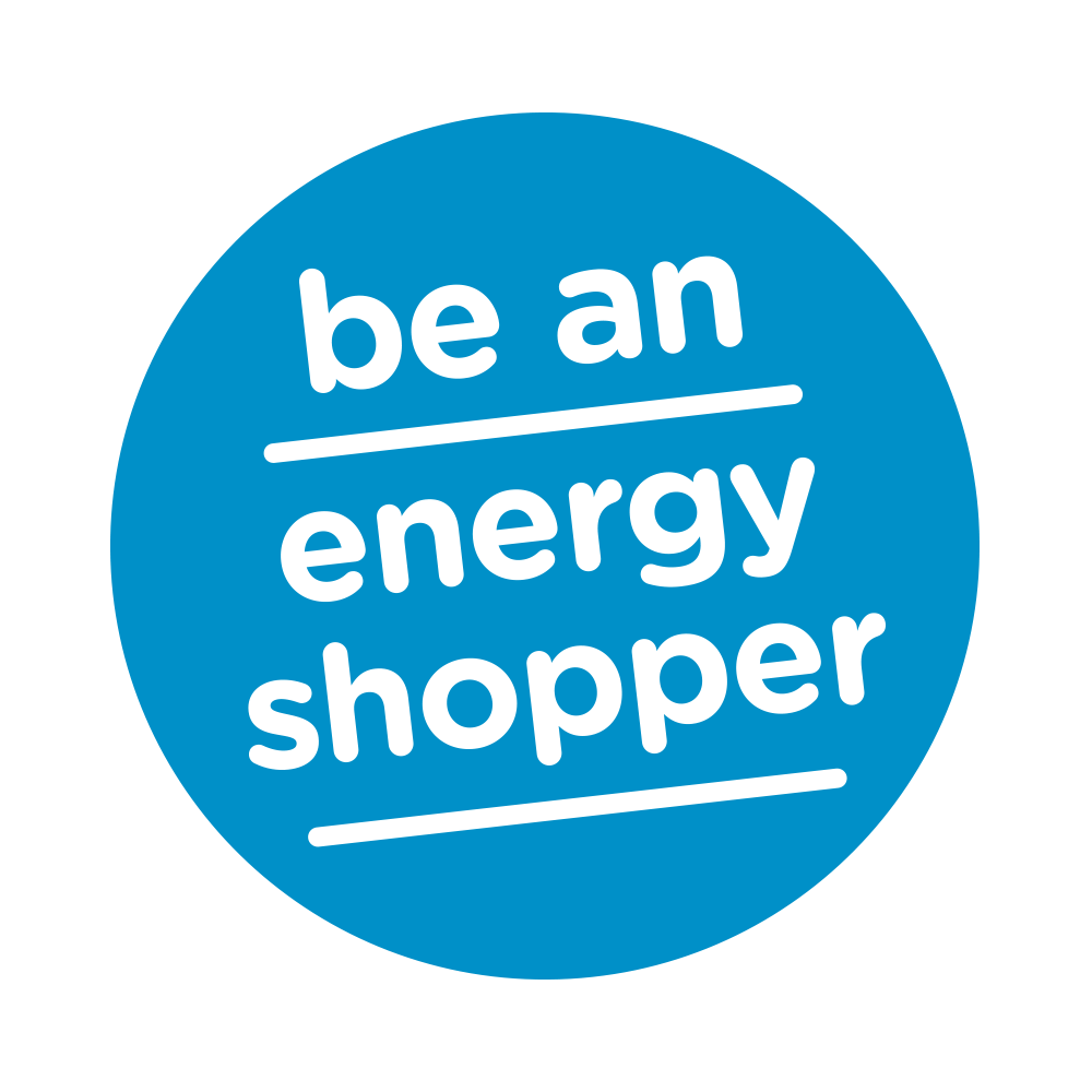 energy shopping