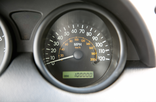 driving mileage