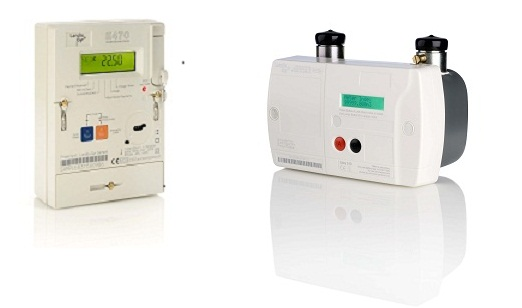 gas Electricity Smart Meter