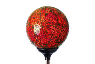 Murano Sunset solar garden light